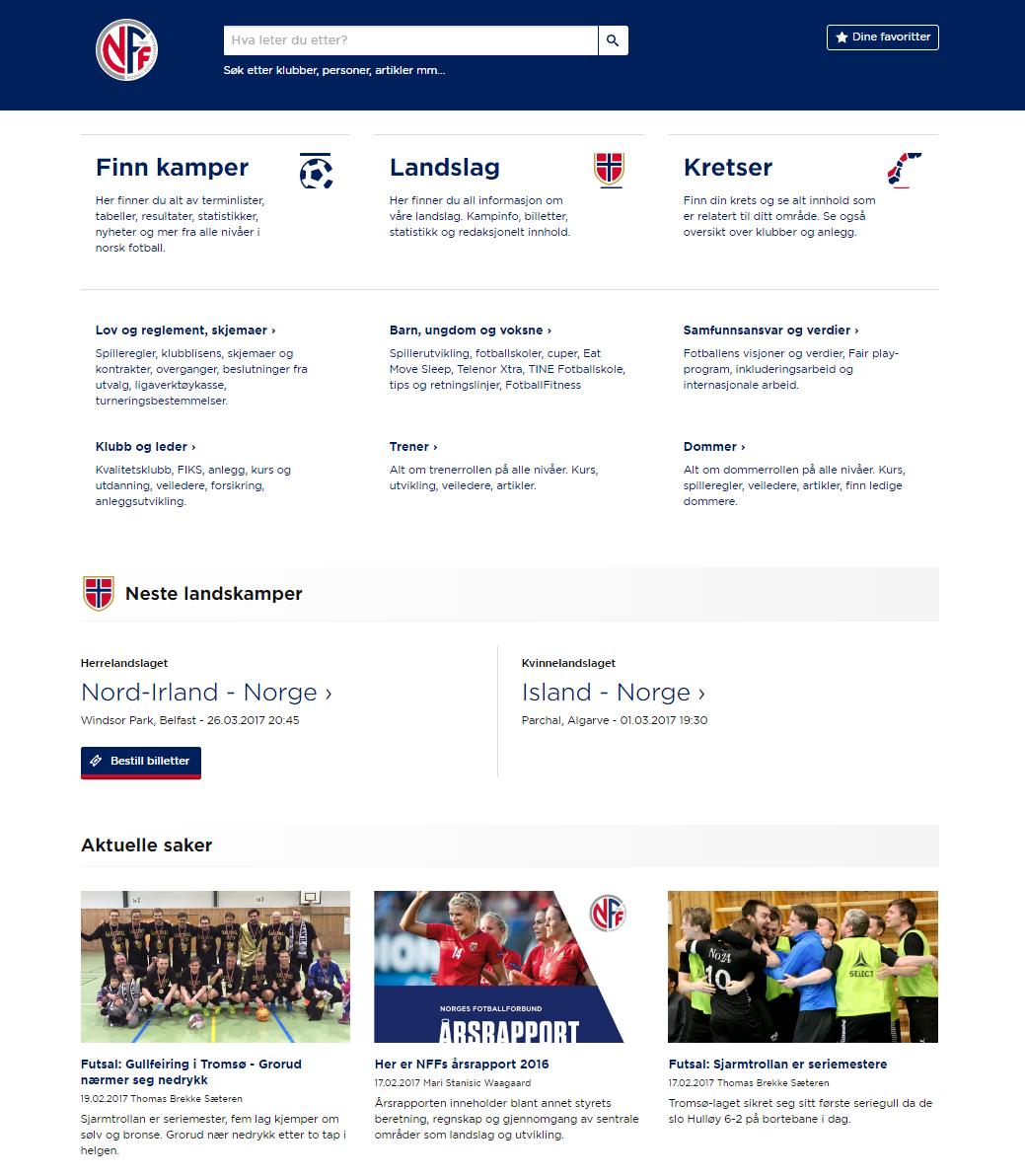 8f3546d3 Norges Fotbollsforbund